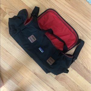 Black Patagonia Duffle Bag